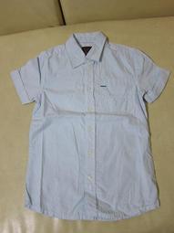 C1758男童短袖襯衫(衣長56CM).二手.ESPRIT