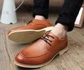 穿出破格英倫風 雜誌款尖頭男皮鞋