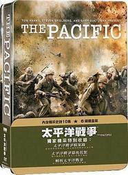 合友唱片 面交 自取 太平洋戰爭 (鐵盒版) The Pacific DVD