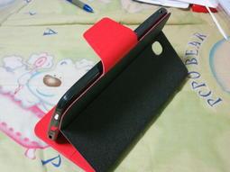 Samsung Galaxy Tab3 7 0 吋T2100 T2110 磁扣站立側翻皮套