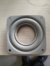 鋼珠轉盤 方形 3吋 (70*70mm) 旋轉盤 展示櫃 工作台 家具 五金