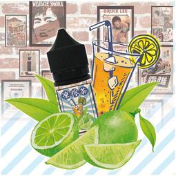 【迷霧天堂】凍檸茶Iced Tea(小煙油)非電 子菸電 子煙煙油丁鹽.鹽油.菸油.小煙主機【AMA073】