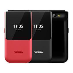 【拆封品-99%新】NOKIA 2720 Flip (512MB/4GB)4G雙卡待機28天經典摺疊手機