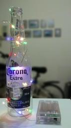 銅線燈 銀線燈(AA電池)2米20燈 迷你小彩燈 裝飾燈 酒瓶燈 耶誕小彩燈 風力發電彩燈