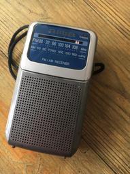【米倉】二手日本愛華AIWA收音機/早期古董收音機/電台廣播/老件古物道具復古收藏/古早家電/懷舊