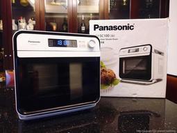 自售 Panasonic 國際牌蒸氣烘烤爐SC100