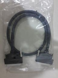 New Dell 50383 50PIN SCSI Cable Poweredge 2200 PE2200 2DROP 23 Inches