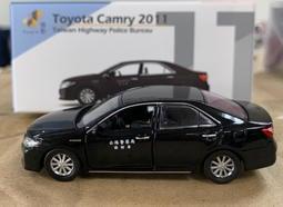 Tiny 微影 台灣🇹🇼系列  TOYOTA Camry 2011 台灣國道公路警察局 偵防車 TW11