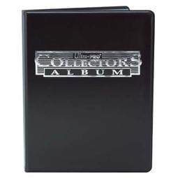 (全新品)美國 Ultra PRO 九格簿球員卡收集冊 黑色