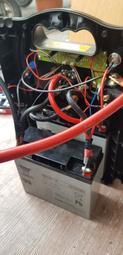 救車行動電源更換 12V 24V 湯淺REC22-12 來店檢測 啟動能力