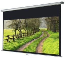 kamas 卡瑪斯100 吋16 9 手拉投影銀幕席白壁掛式下拉投影機布幕可貨到 一年