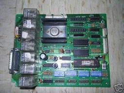 實習專題零件 夾娃娃機 IC 板 -1,自動控制研究 多relay 8048 8051