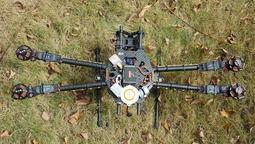 <獅子王模型>二手-塔羅 TAROT ZXY-M L650 4軸 飛機 空拍機(有雲台版)