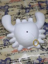 [漢娜熊黏土手作]顫抖吧紙螃蟹 兒童美術彩繪 親子黏土DIY