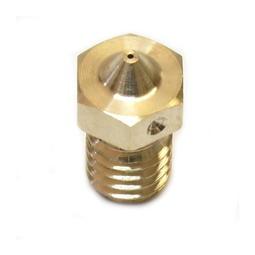 英國原裝  E3D Brass V6 Nozzle  0.25~0.8mm(銅)噴嘴 線徑:1.75mm