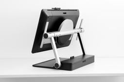 【Wacom 專賣店】Wacom Ergo Stand 可調式腳架 For DTH-2420/DTH-3220