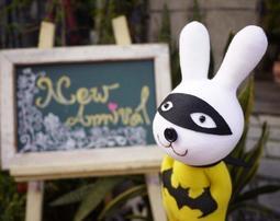 【熊布朗の幸福手作】手工DIY 襪子娃娃材料 - 免裁剪不織布手作娃娃眼罩+披風 買5送1