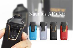原廠正品 ASPIRE Nautilus 鸚鵡螺 AIO 套裝 電 子菸 電 子煙 煙油 電子果汁 煙彈