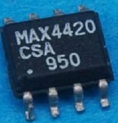 [二手拆機][含稅]原裝 MAX4420CSA 6A高速MOSFET驅動器