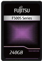 Fujitsu 240GB 極速Intel 3D NAND閃存晶片固態硬碟F500S