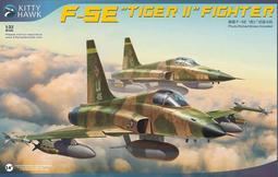 Kitty Hawk 1/32 F-5E Tiger II (KH32018)
