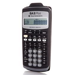 計算器德州儀器TI BA II plus金融計算器BAII FRM/CFA一二級考試計算機 一級棒Al免運 可開發票