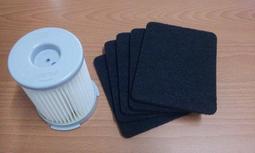 ~特販中心~伊萊克斯吸塵器Z1665 Z1670 HEPA 濾網可加購塵蟎吸頭ZE013C