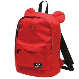 拉拉熊 Rilakkuma 後背包(紅) 日本官方購入正品 已絕版