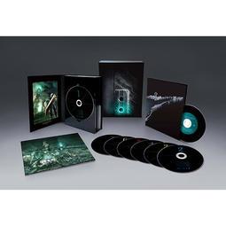 月光魚】代購 特典自選 CD FINAL FANTASY VII REMAKE 原聲帶 太空戰士 FF7 OST 限定盤