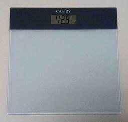 CAMRY 輕巧型 強化玻璃 健康電子體重計 EB-9320 (超薄設計、安全強化玻璃、液晶螢幕顯示) 體重機 體重器