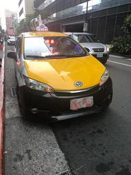 2014 wish計程車