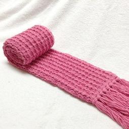 寶貝小藍 ❤ 純手工圍巾 手勾圍巾DR#H 【 下標前請先詢問存量 】