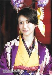 AKB48 你就是旋律 大島優子 通常盤生寫~選拔組 (可議價)
