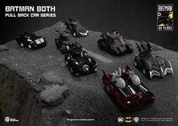 【蛋太郎】全新現貨 野獸國 蝙蝠俠80周年 系列迴力車 全套7款販售 振興特價