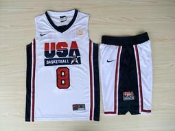 NBA2018全明星賽球衣 美國夢幻隊 史考提·皮朋 Scottie Pippen Curry Durant 湯普森