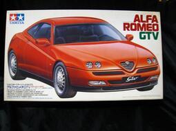 [TAMIYA] 1/24 ALFA ROMEO GTV 24172 1996年-只剩這支