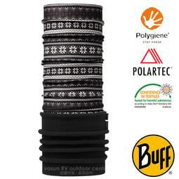 大里RV城市【西班牙 BUFF】Polartec 超彈性保暖刷毛魔術頭巾PLUS.可當圍巾_口罩_圍脖帽子 118073