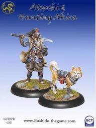 GCT - Atsushi & Hunting Akira 微縮 戰棋