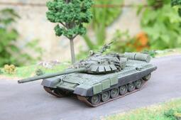 搜模閣 1/72 AS72020 Russian Army T-72BA 俄羅斯主力戰車