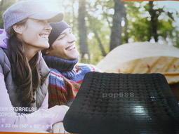 INTEX66724 原廠獨立氣柱雙人充氣床137*191*23cm 絨面床墊露營床墊氣墊床家居或飯店加床送收納袋