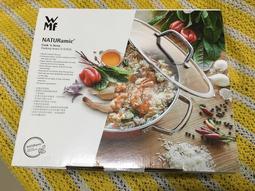 WMF NATURamic 調理鍋 4.0L 24cm 總代理公司貨(紅色)