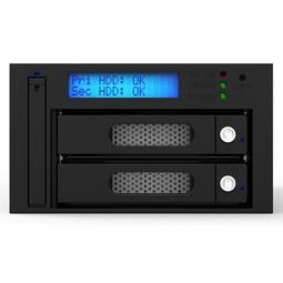 iR2623-S3 磁碟陣列 (2 CD-ROM bay 2.5吋-3.5 吋 RAID)~免運送贈品