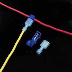 老頑童雜貨舖~DX-1005-1汽機車改裝必備聖品,分線夾  電線連接端子 方便好用,省時省力