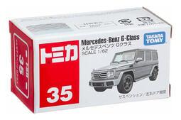 ^.^飛行屋(全新品)TAKARA TOMY多美小汽車-TOMICA #35 賓士 Benz G-Class