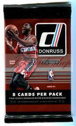 【☆ JJ卡舖 ☆】NBA 2014-15 Panini Donruss 籃球卡包 Wiggins、Curry