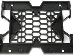 5.25吋轉3.5吋/轉2.5吋ssd轉換塑膠架,可裝風扇,多種用途/擴充性佳
