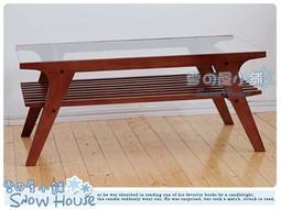 ╭☆雪之屋居家生活館☆╯R427-06 阿拉丁茶几(胡桃)/DIY自組/置物桌/造型桌/小茶几/咖啡桌/收納桌
