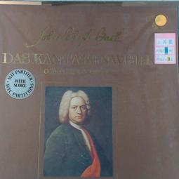 德版古典盒裝2LP-Telefunken/6 35362 EX/巴哈:清唱劇全集/舒密特-蓋登-托澤合唱團