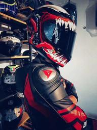 (硬骨頭)類AGV Pista Project 漫威 MARVEL 猛毒 毒液 頂級 全罩 頭盔 安全帽(2代)