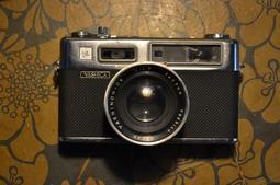 YASHICA Electro 35 底片相機 x YASHINON-DX 45mm 鏡